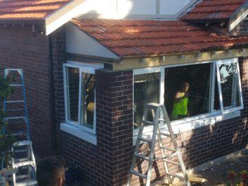 window installation working